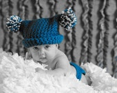 JESTER HAT and Diaper Cover Set - 0-6 months - Great for Photo Props