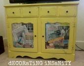 The Traveler Cabinet Hutch