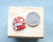 Two Miniature Dollshouse Fairy Doors