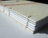 Birds on a Line Coptic Stitch Journal/Diary