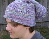 Stove Stock Hat (knitting pattern)