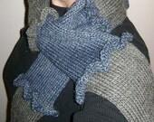 Keystone Scarf (knitting pattern)