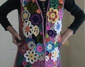 Vest for woman (size M)