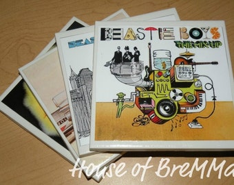 Beastie Boys Coasters Set