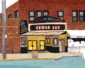 Day 27/100 - The Cedar Lee Theater