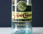 Recycled Drinking Glass - Topo Chico Juice - Single