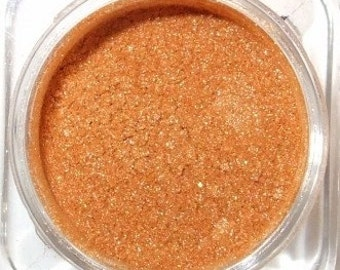 "Mineral Eye Shadow ""LEO"" Pastel Copper Shimmer 3 grams or 5 grams"