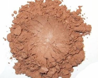 Mineral Eye Shadow - ABYSS - Warm Gold Perfect Luster 3 grams or 5 grams