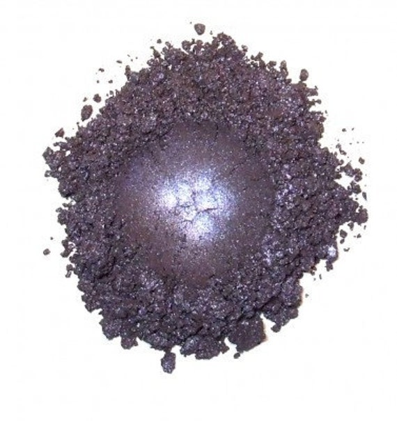 Mineral Eye Shadow PARADISE - 5 Grams - MYSTERIOUS Purple Blue