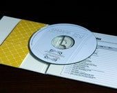 50 CD Wedding Favors With Cases and Custom Song List