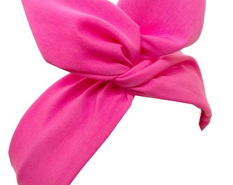 Candy Pink - Pin up ROCKABILLY Wire Headband