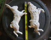 Choice,Carousel Rabbit, Carousel Goat, Carousel Animals, Carousel figures, Ready to paint, Ceramic bisque, ceramic u-paint