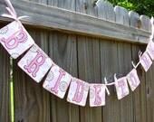 Bride To Be Banner Engagement Banner Pink Bridal Shower Banner