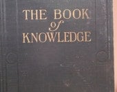 The Book of Knowledge - The Children's Encyclopedia - 19 Volume Set