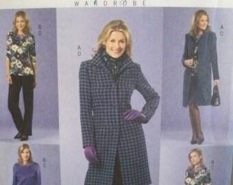 Women's Wardrobe Pattern - Butterick 4619 - Uncut