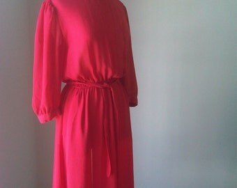 Ladies RED Dress by Townhouse