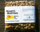 WHEAT FREE Vermont Cheddar - Mango's Minis Tiny Training Treats