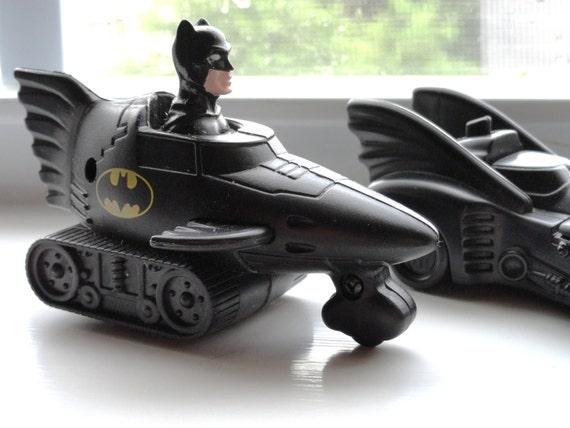 Batman Returns McDonalds Happy Meal Toys