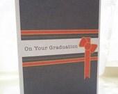 Diploma Graduation Card