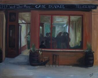 Milonga - Cafe Duvall