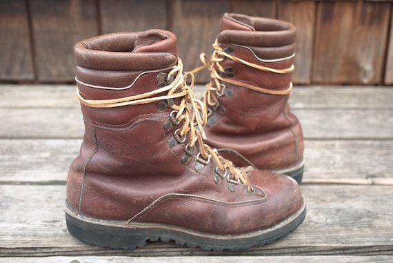 Danner REI Co-Op Vintage Hiking Boots 7 1/2 mens 9 womens