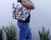 Dia de Los Muertos, Pink Handbag
