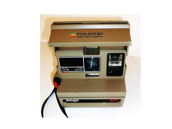 Vintage Polaroid Amigo 620 Camera