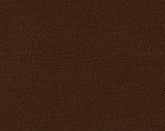 Moda U Brown 9900-71 - Bella Solid by Moda Fabrics - 1 yard