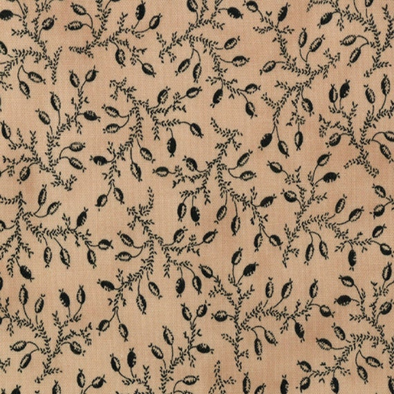 Little Gatherings Fabric Collection by Primitive Gatherings 1046-23 1 yard