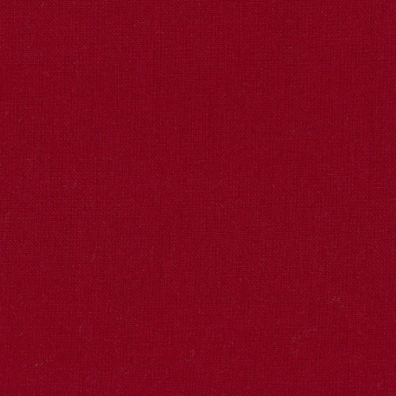 Country Red 9900-17 - Bella Solid by Moda Fabrics - 1 yard
