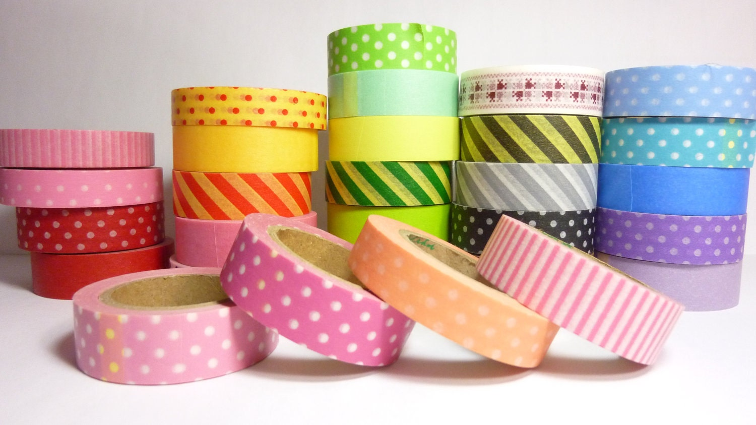 buy 1 roll only washi tape grab bag surprise by shekphoebe