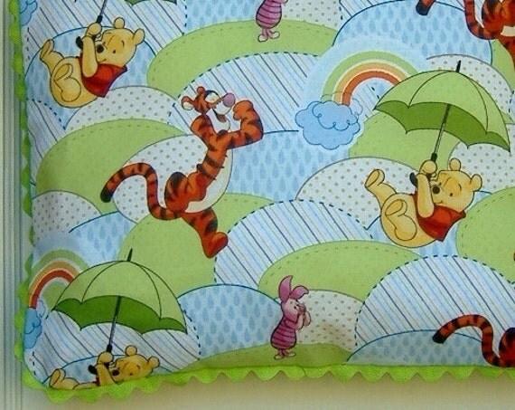Winnie the Pooh Pillow Pajama Storage Pillow Stuffed with Fluff
