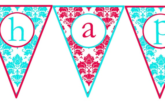 Insane image within happy anniversary banner free printable
