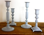 Re-Purposed Vintage Candle Stick Holders