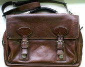 COACH designer messenger bag laptop briefcase