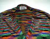 MISSONI designer cardigan sweater