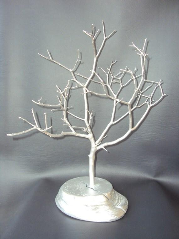 Silver tree wedding or party centerpiece manzanita