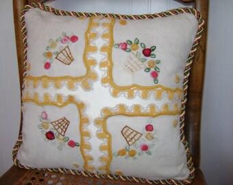 Handkerchief Pillow