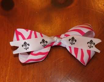 Hair bows with clip