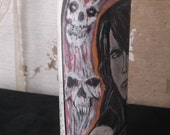 Deth Red Danzig Candle