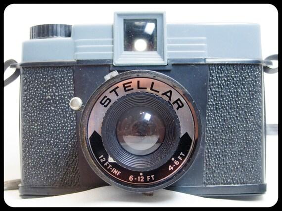 awesome Stellar medium format 120 camera Diana Holga vintage  6x6 LOMO toy