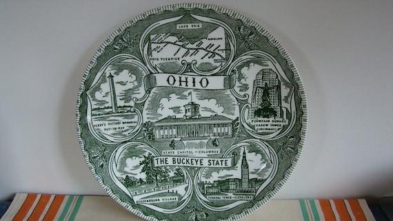 Ohio Plate