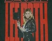 Deadstock DAVID LEE ROTH 1988 Vintage Shirt