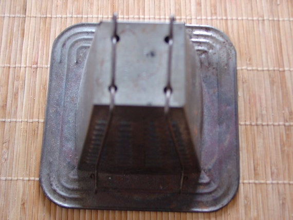 Vintage Camping Toaster