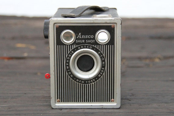 1940's Ansco Shur Shot