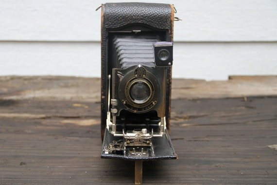 1910's Kodak No. 3-A Folding Pocket Camera