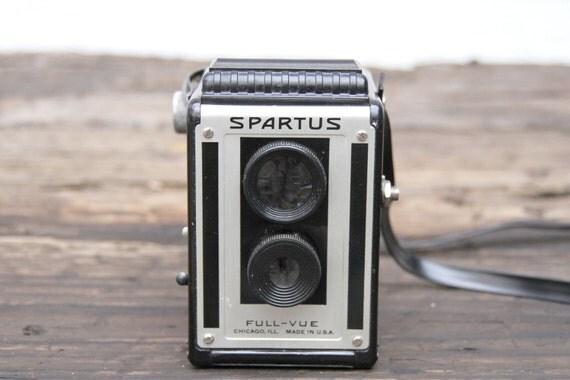 1950's Spartus Full-Vue Camera