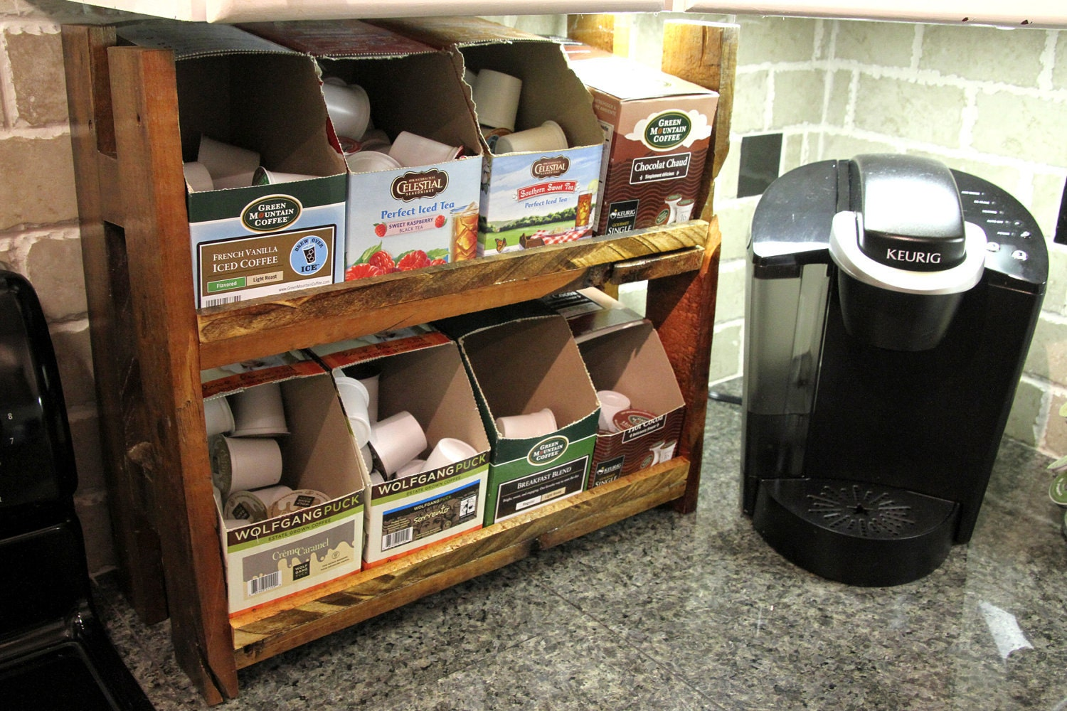 Keurig K-Cup Storage Rack
