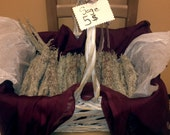 Sage Smudge - large bundle wrapped with thin thread for easy use