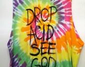 Drop Acid Tank